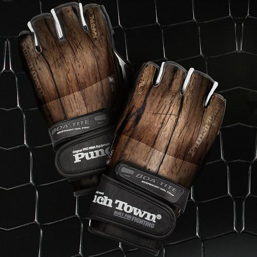 PunchTown KARPAL eX TAT2 mk II Carved MMA Gloves
